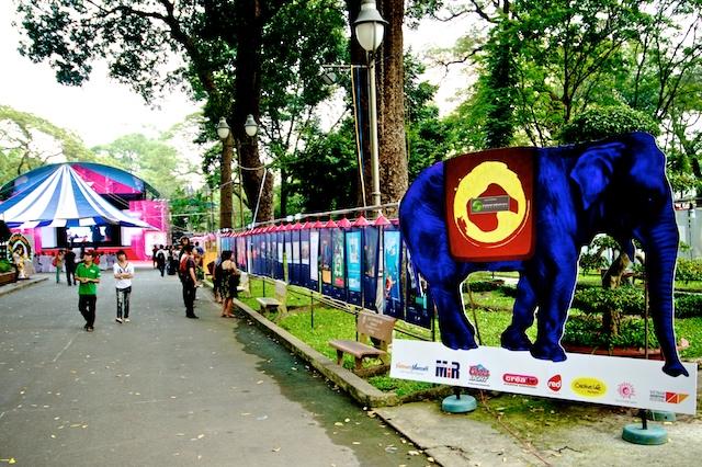 The Big Show, Design School, Vietnam, Creative, Saigon, Education,  Advertising, Marketing,