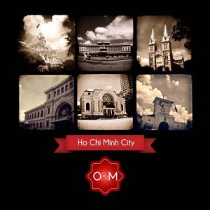 O&M Coaster Set