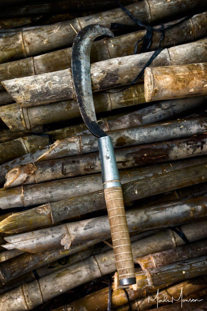 Tools & Bamboo