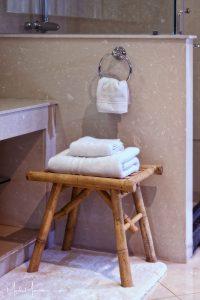 Bathroom stool