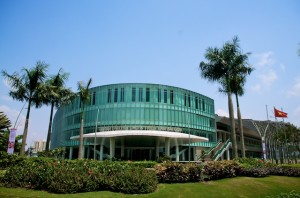 Convention Centre, Phu My Hung, Ho Chi Minh City, Vietnam