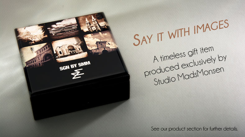SGN by SMM gift set by Studio MadsMonsen.