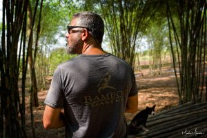 The Bamboo Master – James Wolf